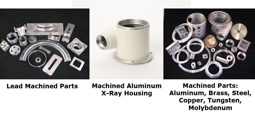 Image of Machined Parts Group