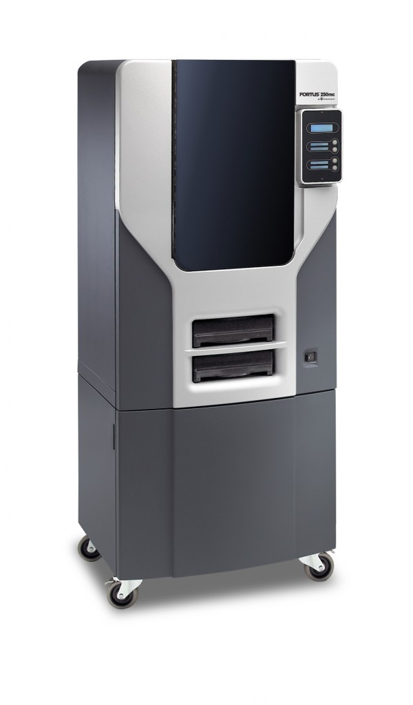 Image of 250mc 3D printer