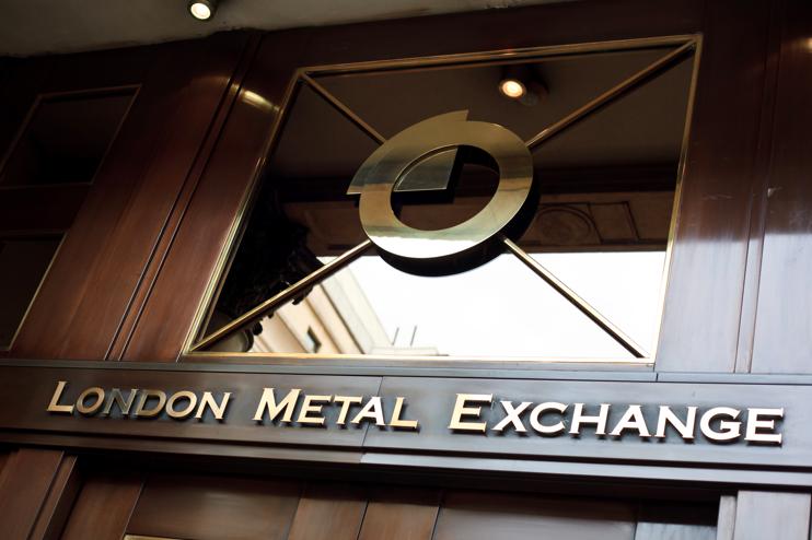 Image of London Metal Exchange