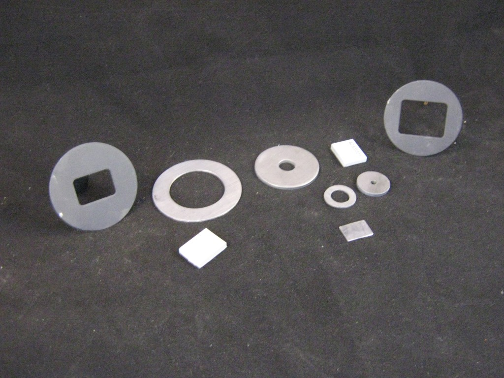 Image of Stamped Parts