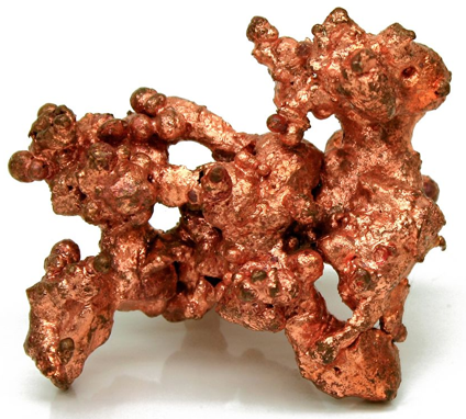 Image of Copper Material