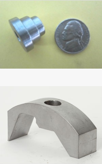 Image of Tungsten parts