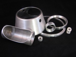 Image of brazing parts