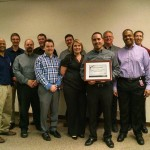 Vulcan GMS wins Grainger Award in Manufacturing Excellence