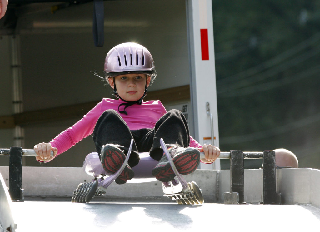 Image of USA Luge Slider Search